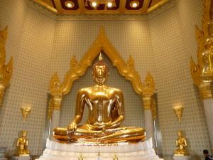 Golden Buddha - Sukhothai Traimit