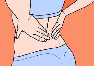 Rückenprobleme